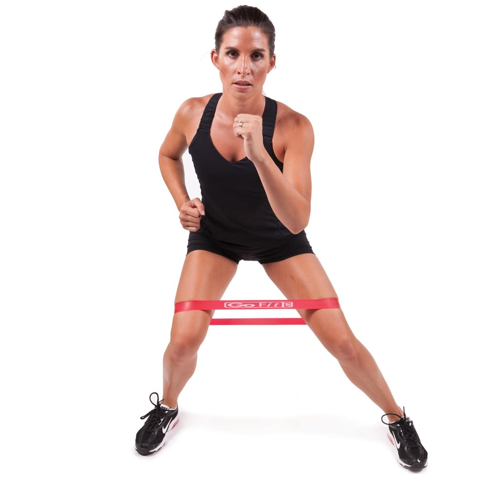 GOFIT Latex Flat Band Kit - NO COLOR