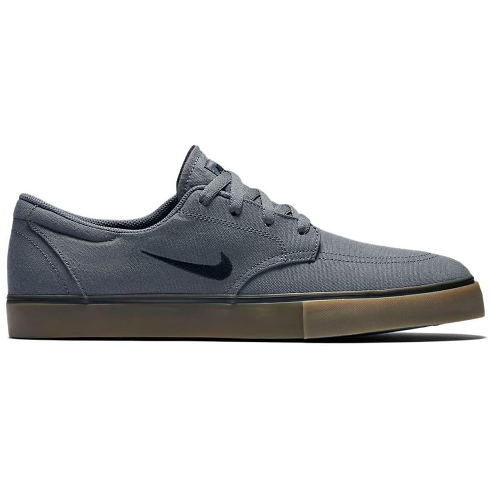 NIKE SB Men's Clutch Skate Shoes - GREY