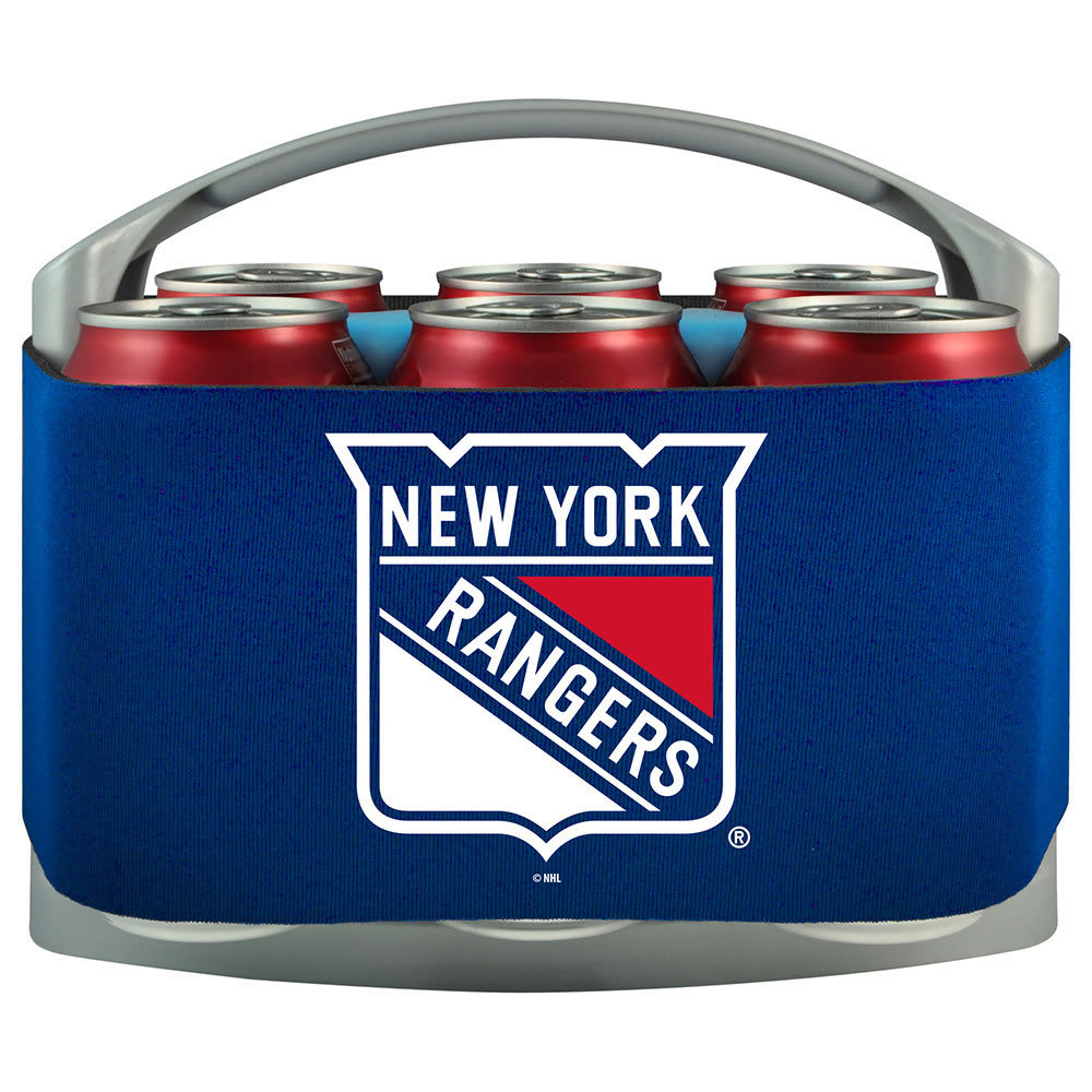 NEW YORK RANGERS Cool Six Cooler - ROYAL BLUE