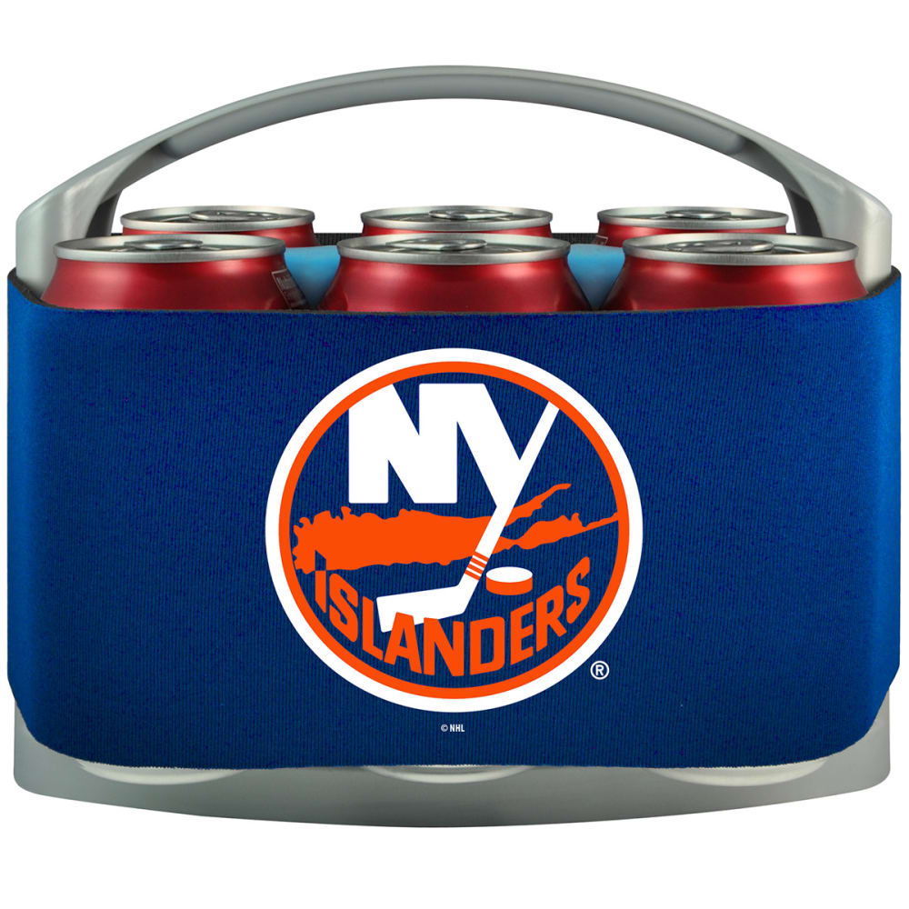 New York Islanders Cool Six Cooler - Blue, 1 SIZE