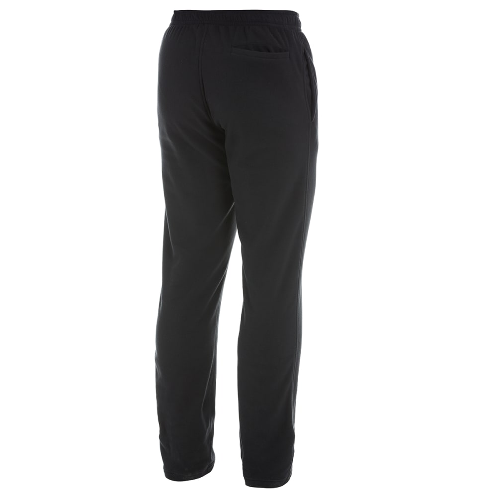EMS Men's Classic Micro Fleece Pants - BLACK