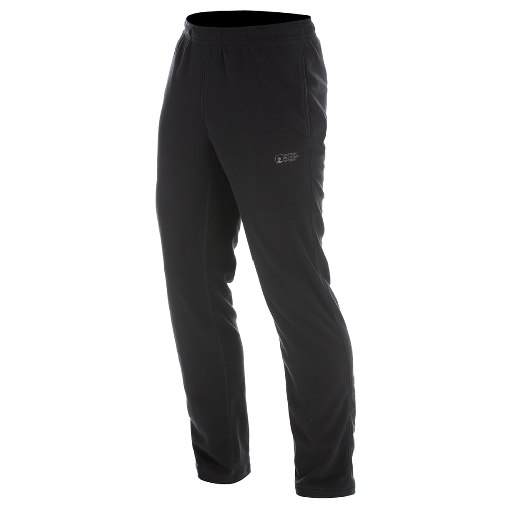 Ems(R) Men's Classic Micro Fleece Pants - Black, XXL