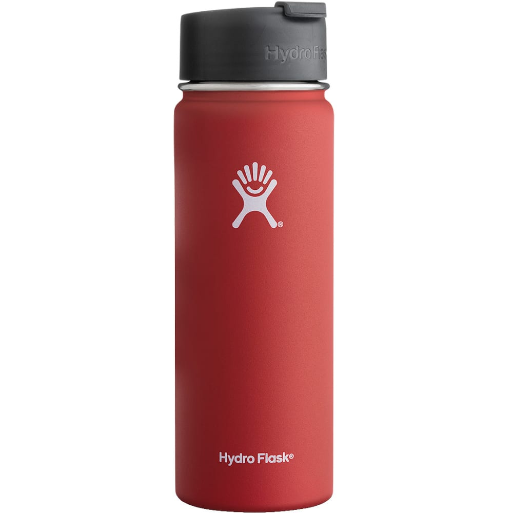 HYDRO FLASK 20 oz. Insulated Mug, Lava - LAVA