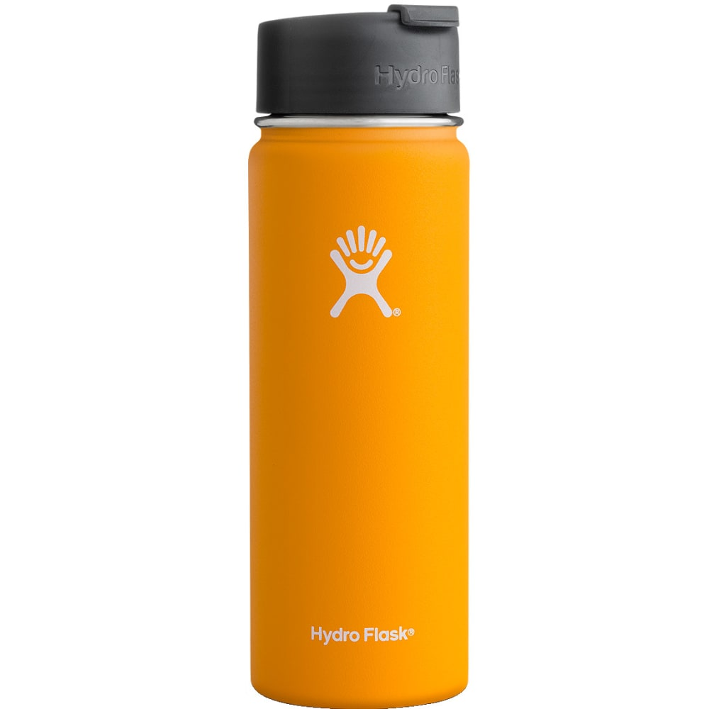 HYDRO FLASK 20 oz. Wide Mouth Mug, Mango - MANGO