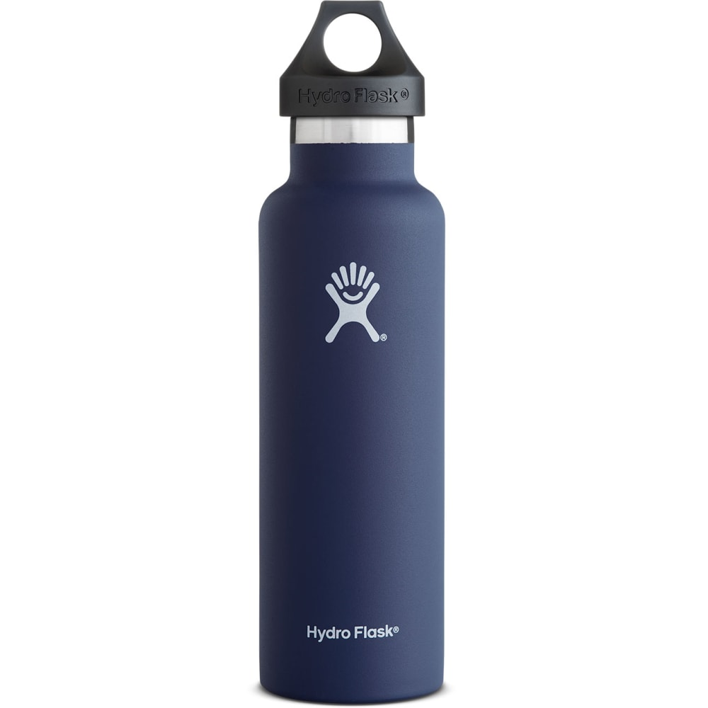 HYDRO FLASK 21 oz. Standard Water Bottle, Cobalt - COBALT