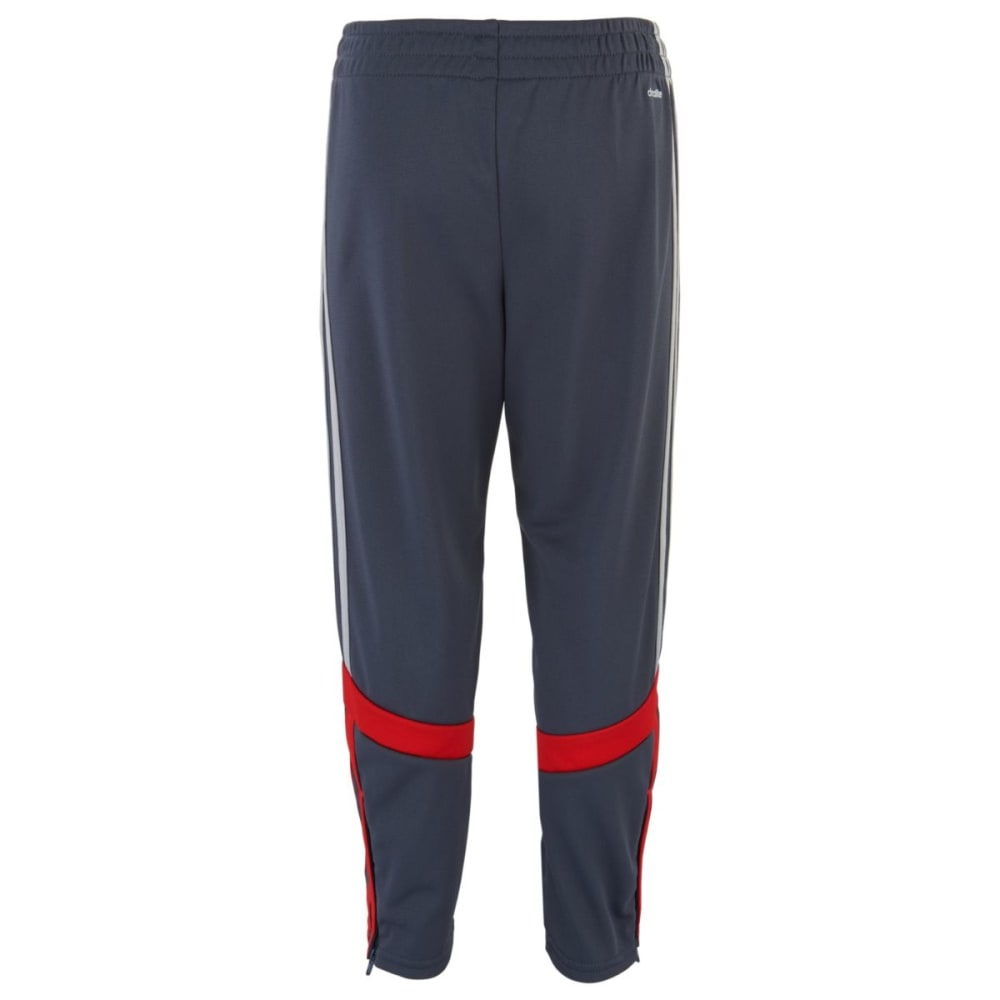 ADIDAS Boys' Striker Pants - MERCURYGRY/RED-H04