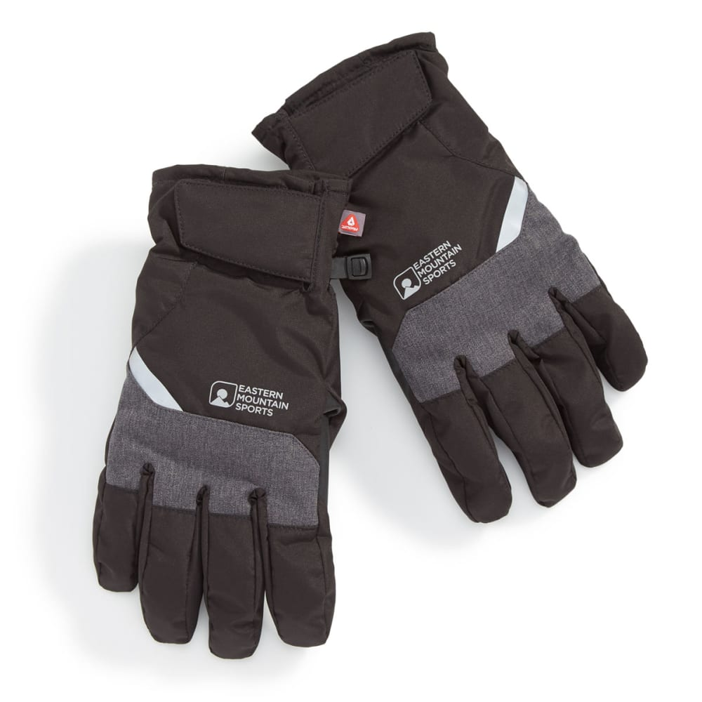 EMS Men's Elevation Gloves - BLACK