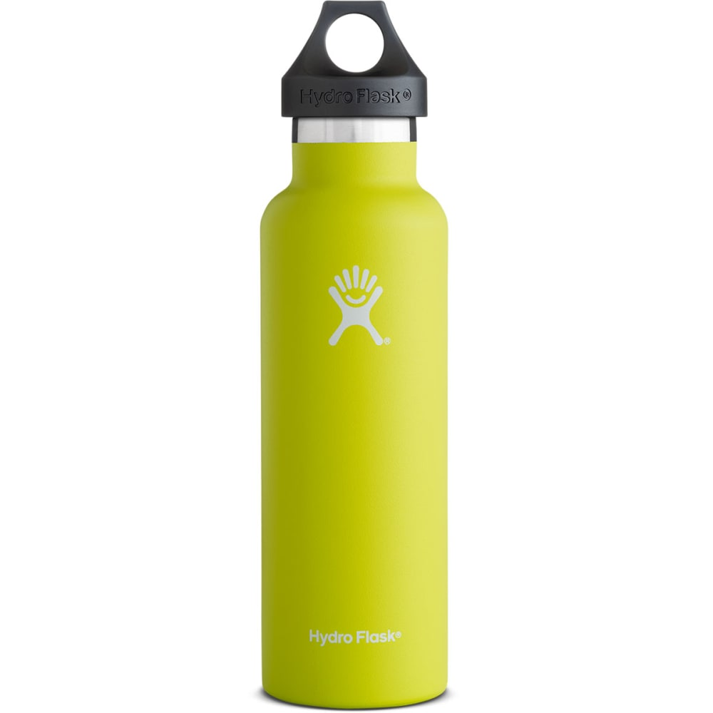 HYDRO FLASK Standard 21 oz. Water Bottle - CITRON