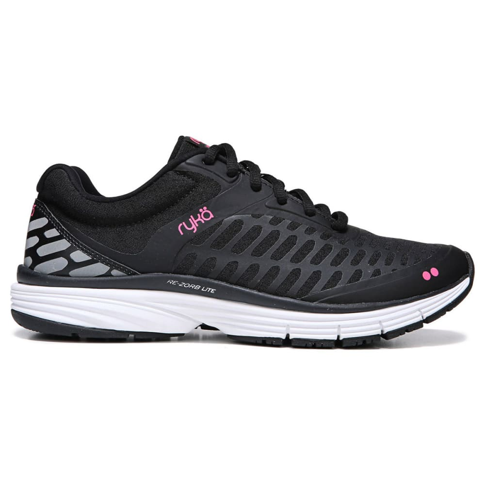 RYKA Women's Indigo Running Shoes - BLACK