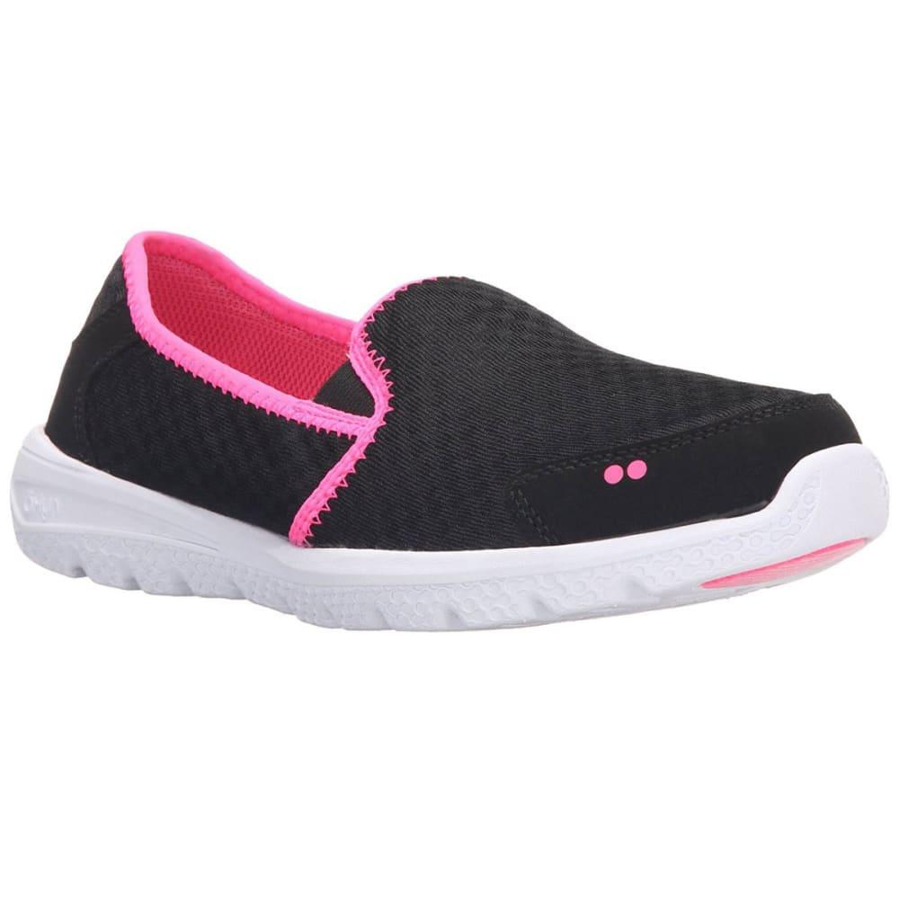RYKA Women's Harlow Shoes - BLACK