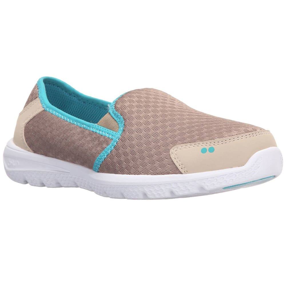 RYKA Women's Harlow Shoes - TAUPE