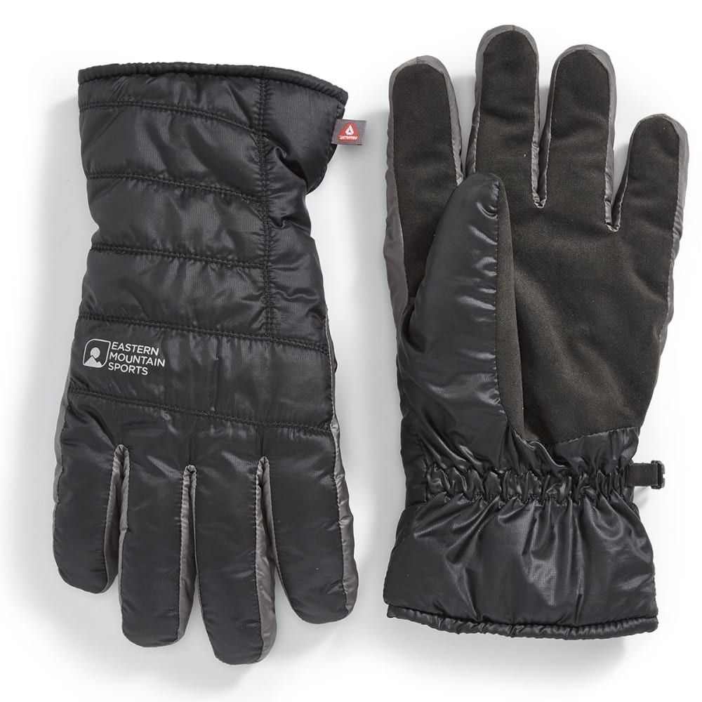 EMS Men's Mercury Gloves - BLACK/PEWTER
