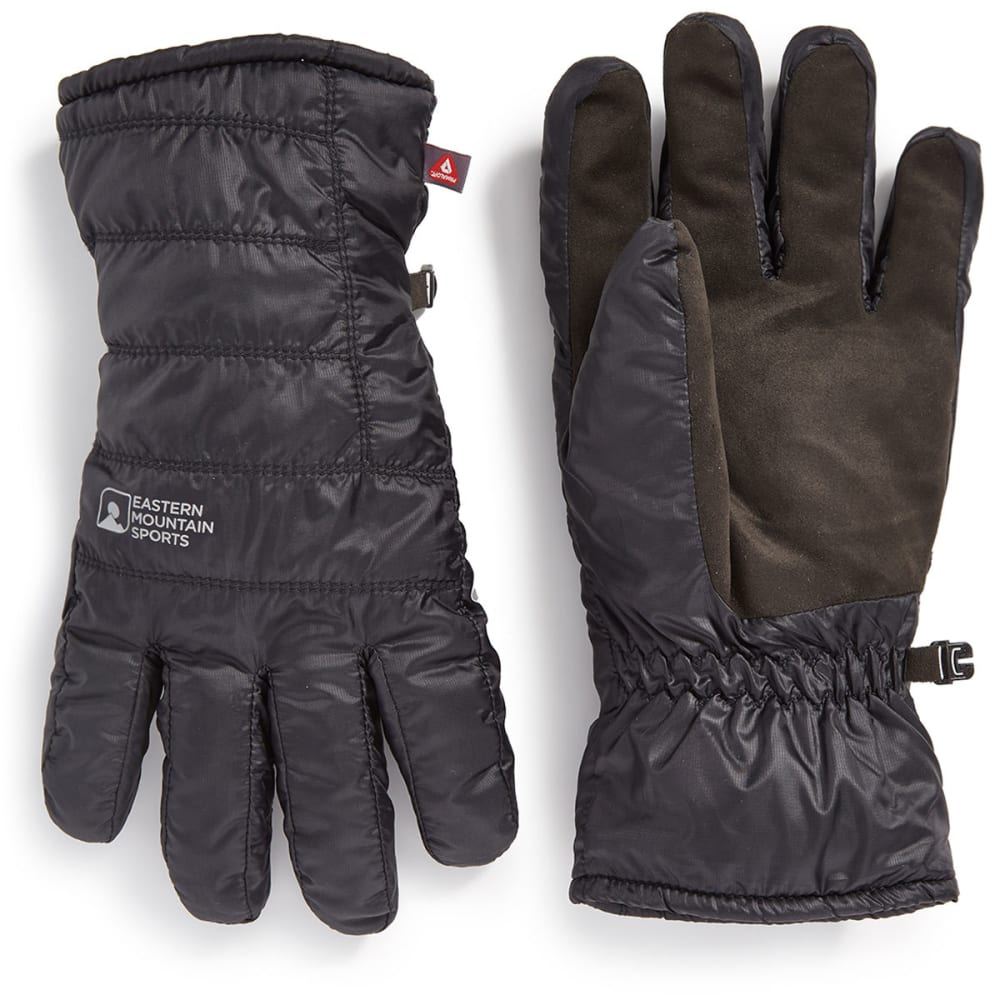 EMS Men's Mercury Gloves - BLACK