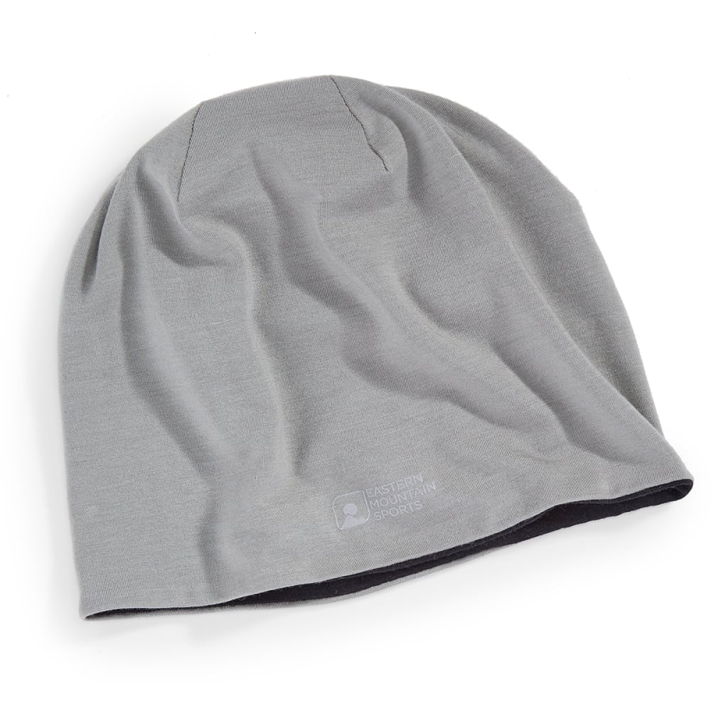 EMS® Journey Reversible Beanie - NEUTRAL GREY