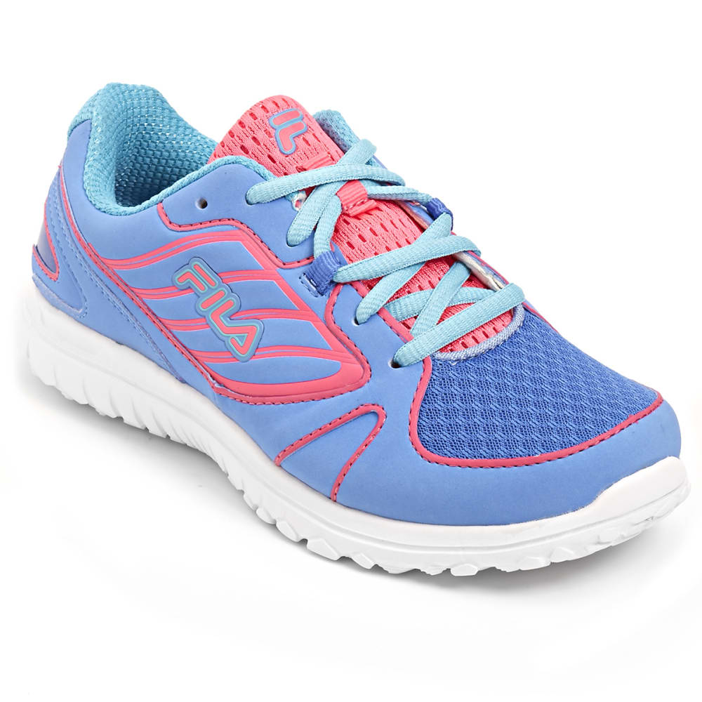 FILA Girls' Flare 2 Running Shoes - BLUE