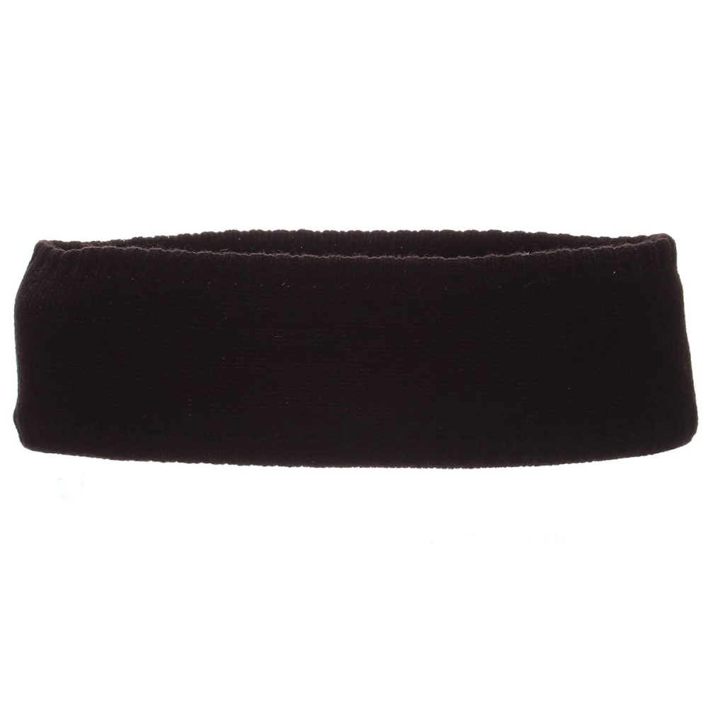 BOSTON BRUINS Halo Headband - BLACK