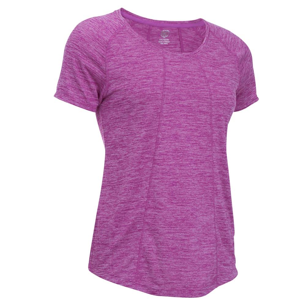 APANA Women's Short-Sleeve Top - PURPLE CACTUS-PFW
