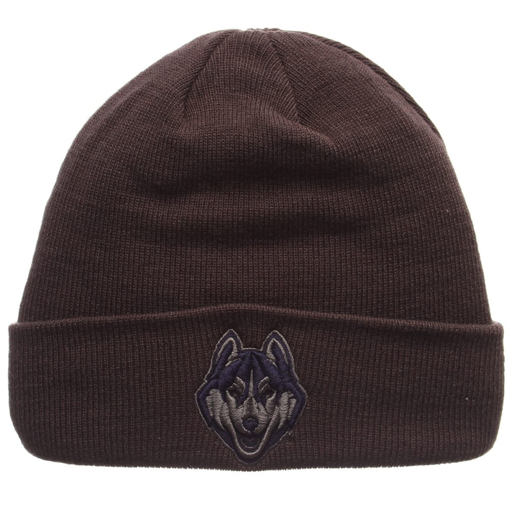 UCONN Pop Cuffed Beanie - NAVY