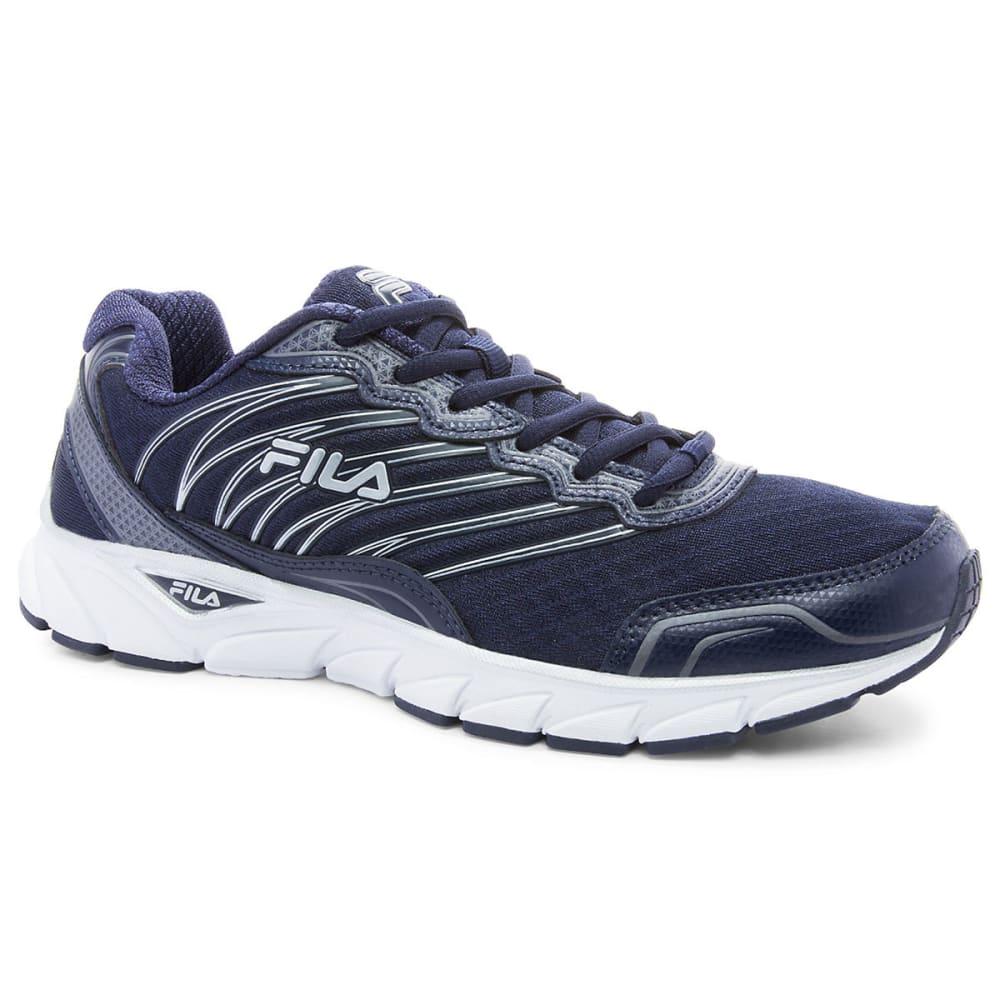 FILA Men's Memory Countdown 3 Sneakers - NAVY