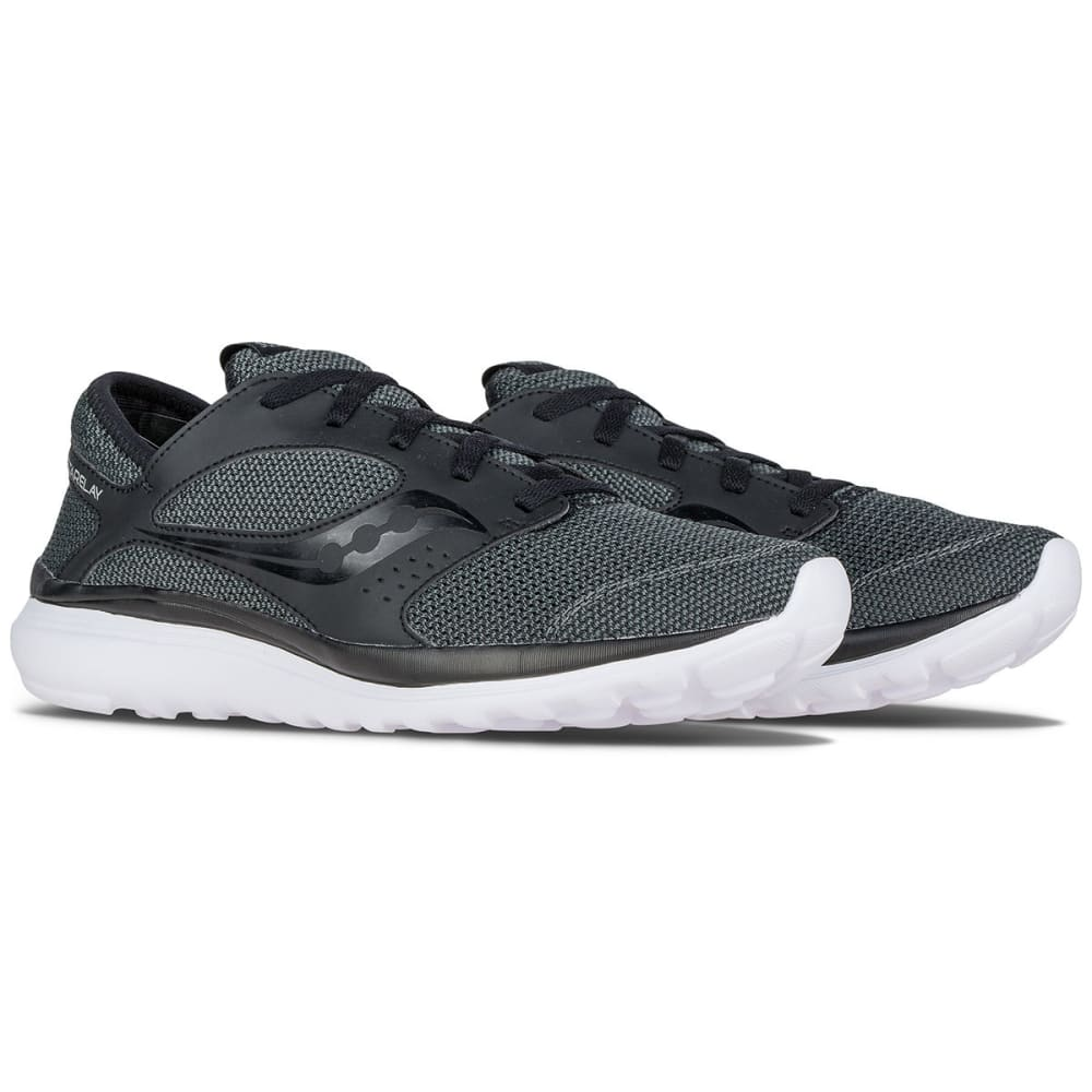 SAUCONY Men's Kineta Relay Shoes - BLACK