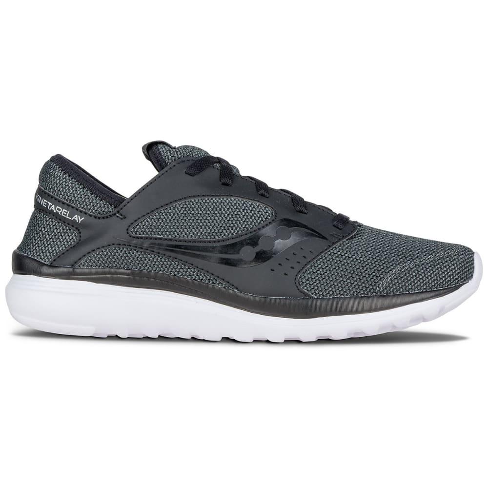 SAUCONY Men's Kineta Relay Shoes - BLACK
