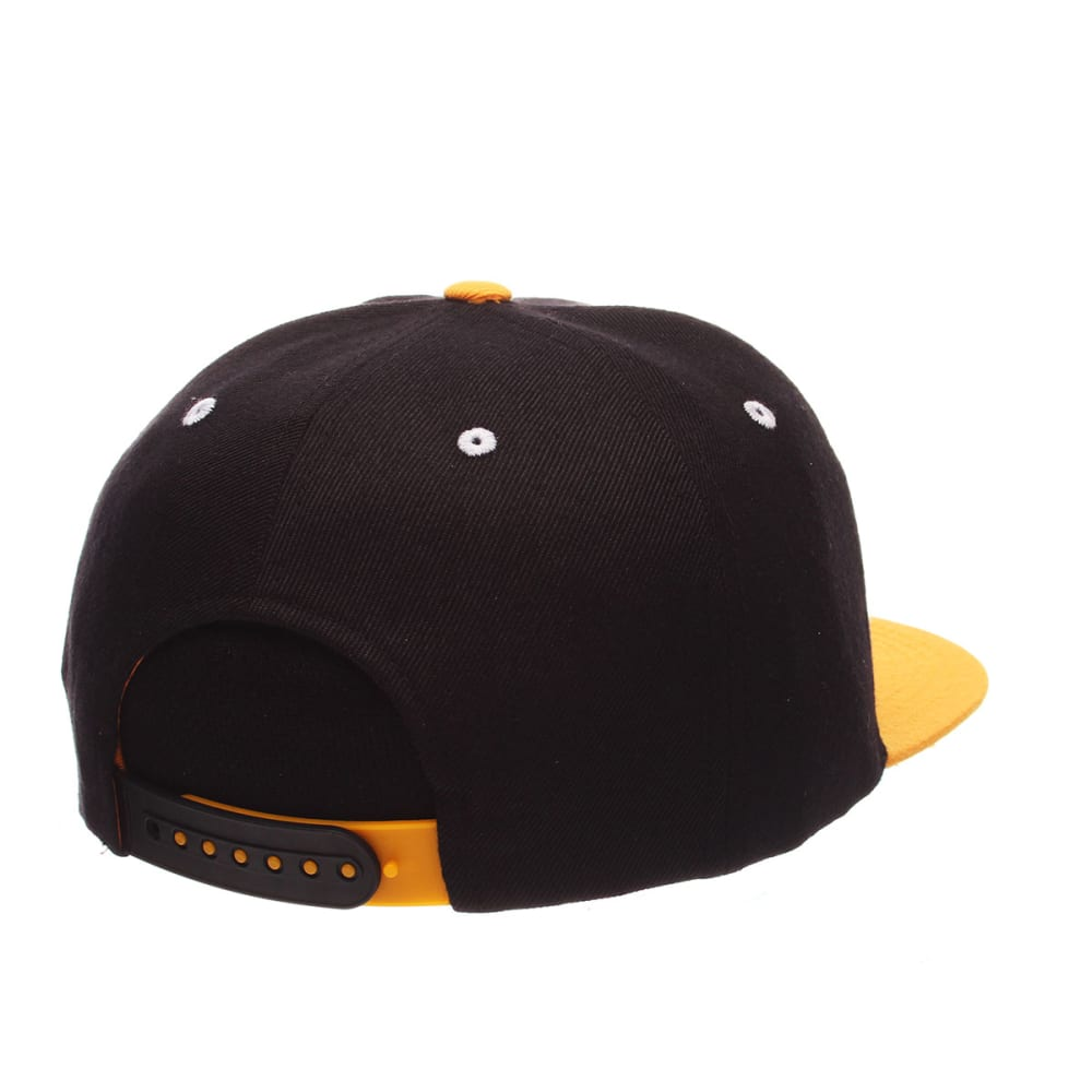 BOSTON BRUINS Whiplash Snapback Cap - BLACK/YELLOW