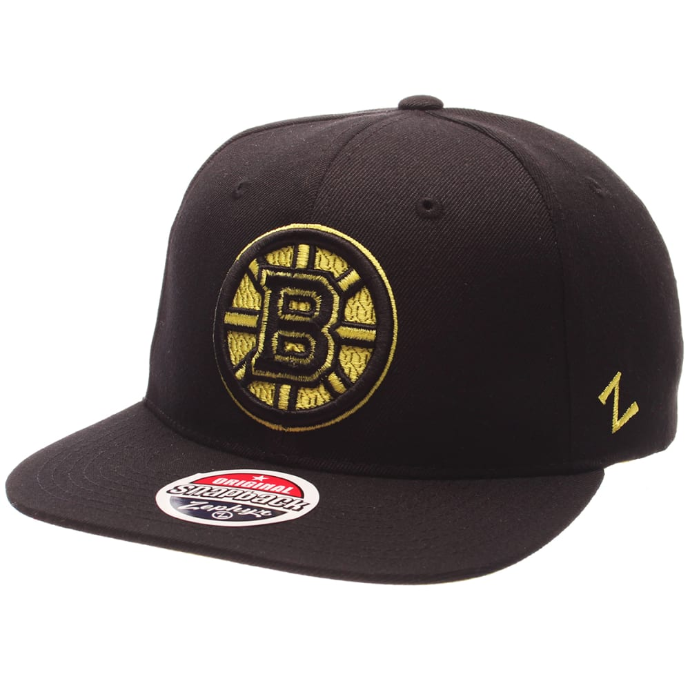 BOSTON BRUINS Z11 Twilight Cap - BLACK