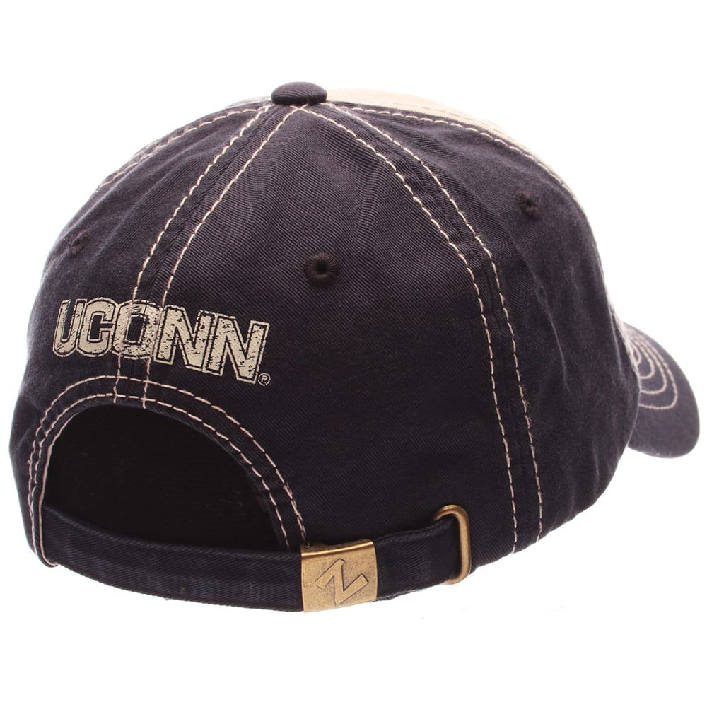 UCONN Sigma Cap - GREY/CREAM