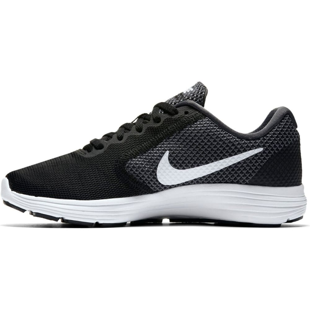 NIKE Women's Revolution 3 Running Shoes - GREY