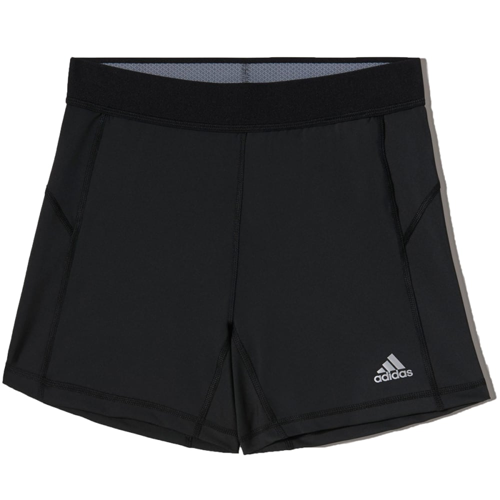 "ADIDAS Women's 5"" Compression Shorts - BLACK-D88873"