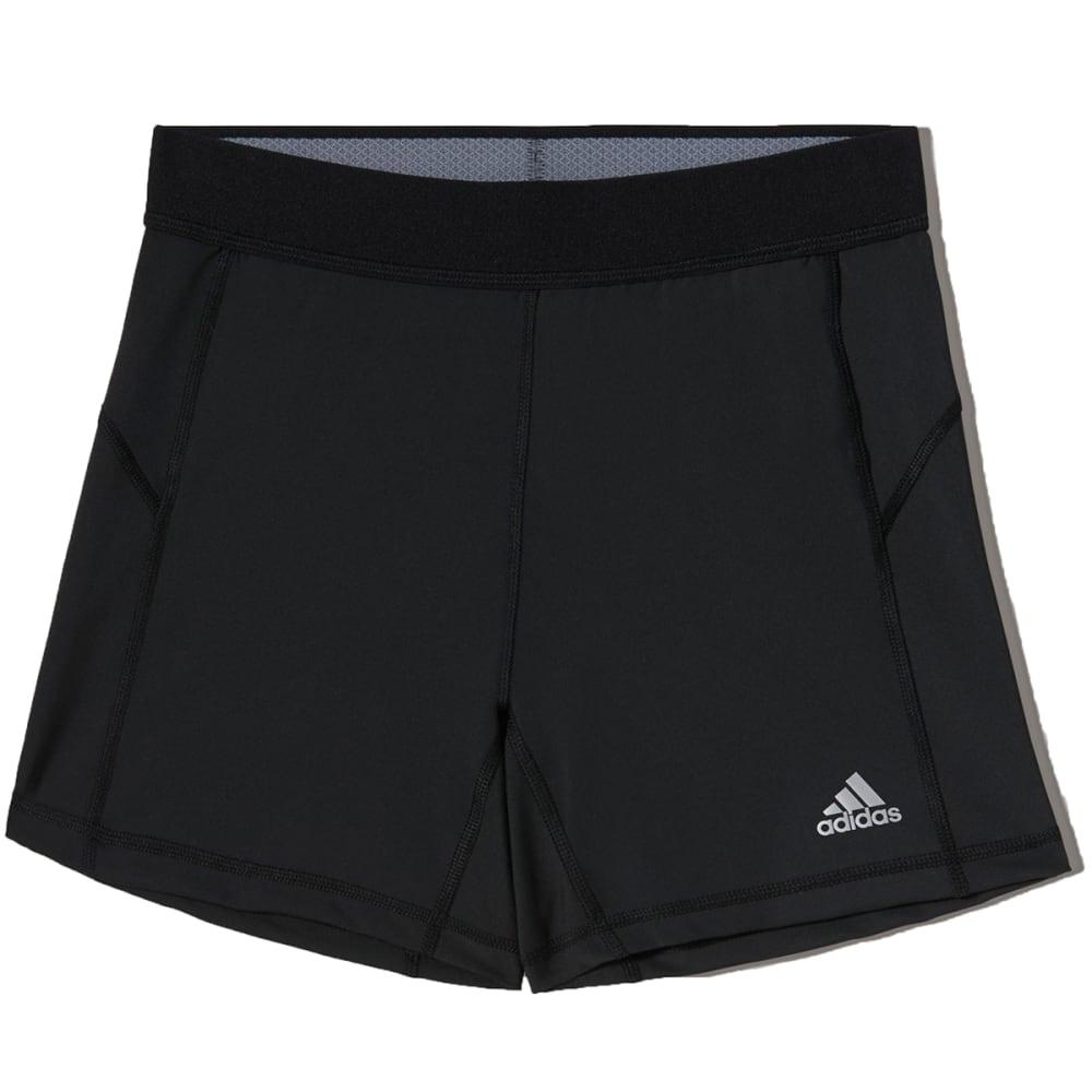 "ADIDAS Women's 5"" Compression Shorts - BLACK-D88873"