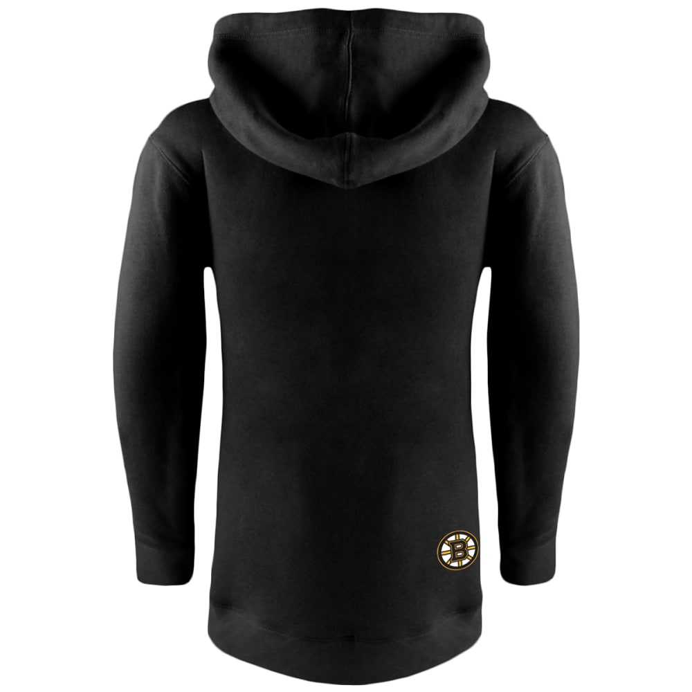BOSTON BRUINS Women's Monda Pullover Hoodie - BLACK