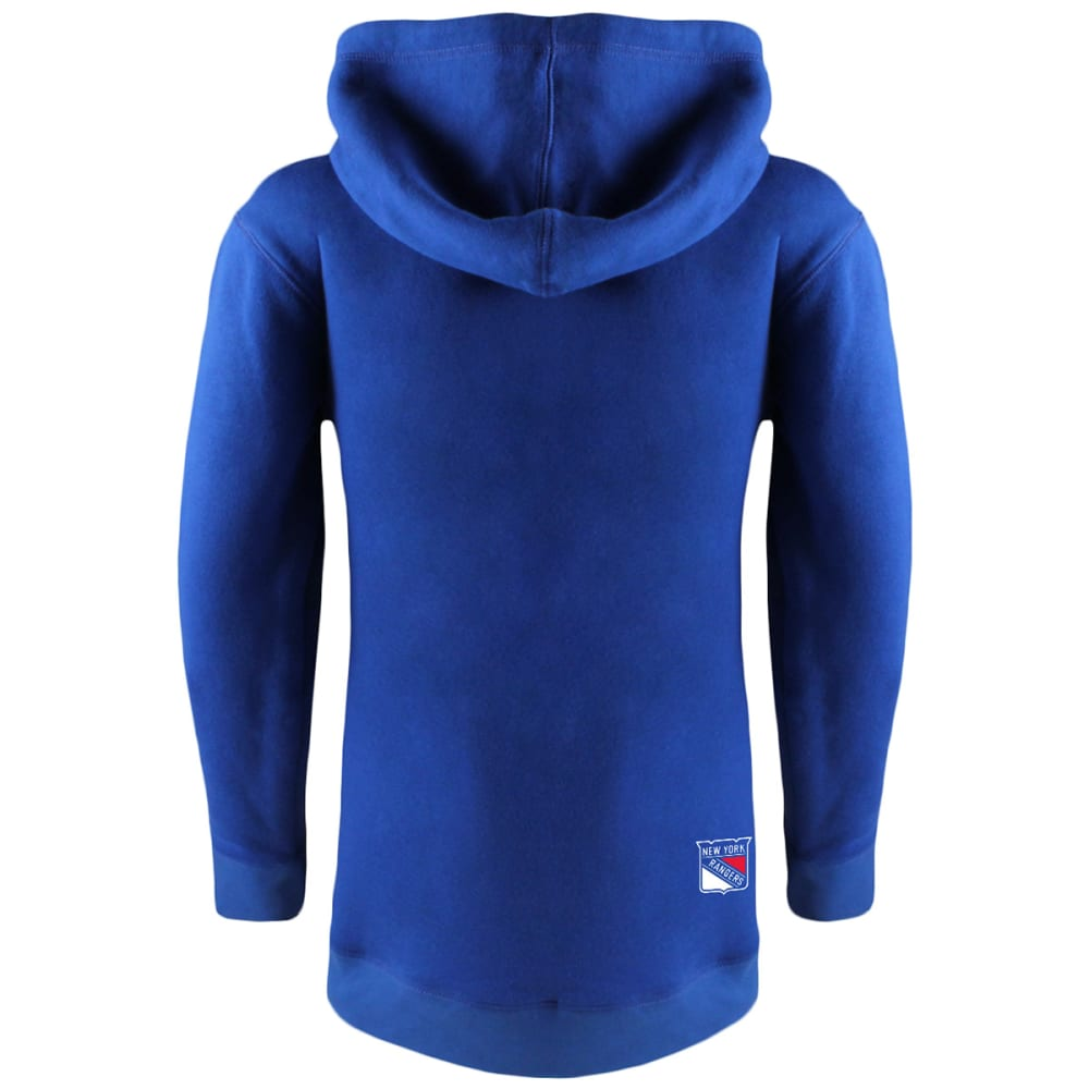 NEW YORK RANGERS Women's Monda Pullover Hoodie - ROYAL BLUE