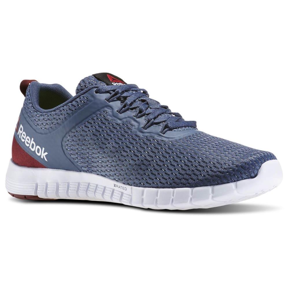 REEBOK Men's ZQuick Lite Running Shoes - SLATE
