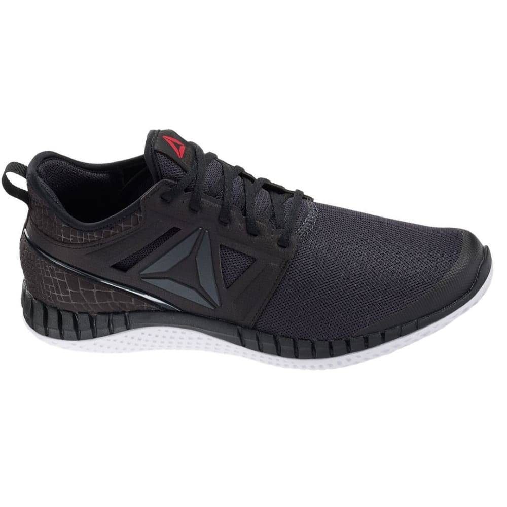 REEBOK Men's ZPrint Pro Sneakers - COAL