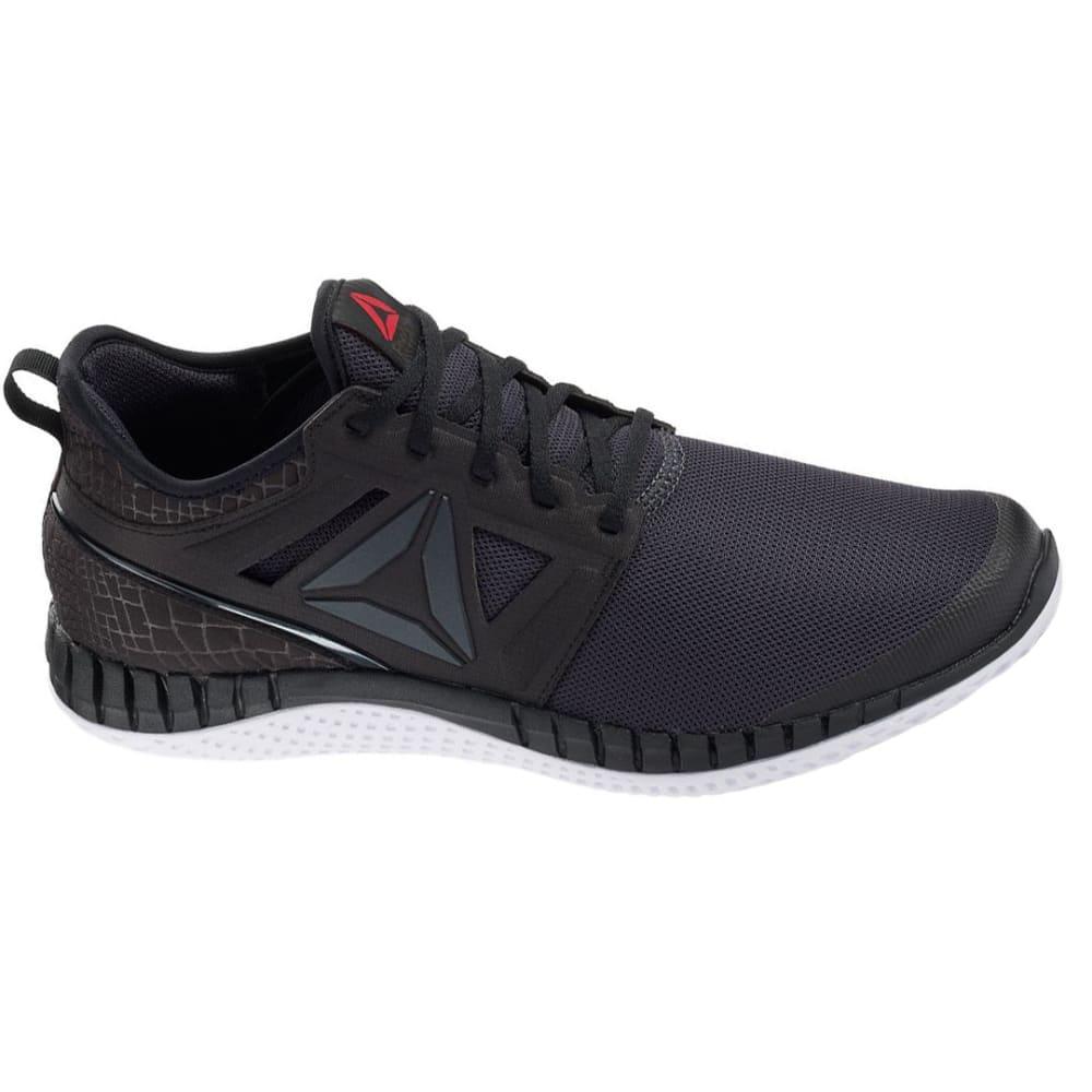 REEBOK Men's ZPrint Pro Sneakers - COAL