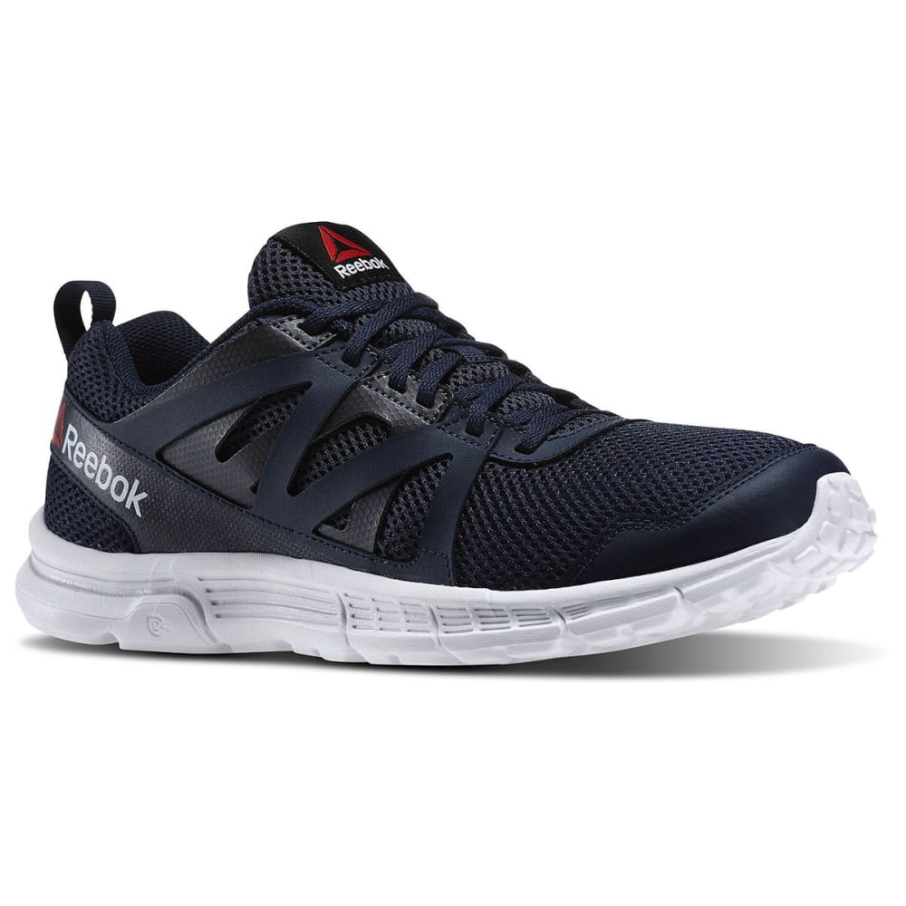 REEBOK Men's Run Supreme 2.0 MT Collegiate Running Shoe, Wide - COLLEGIATE NAVY