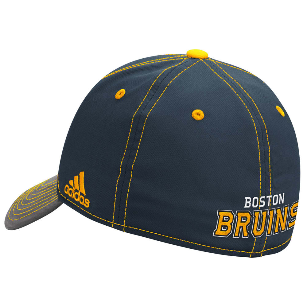 REEBOK Men's Boston Bruins 2-Tone Cap - GREY