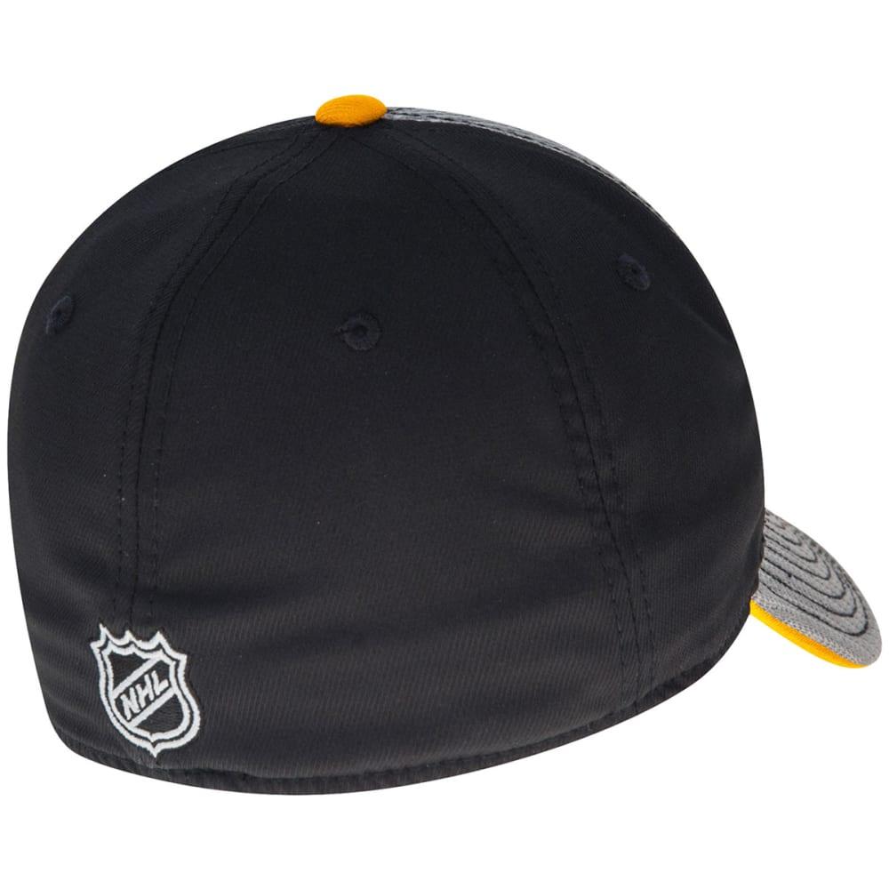 REEBOK Men's Boston Bruins TNT Hat - BLACK/GREY