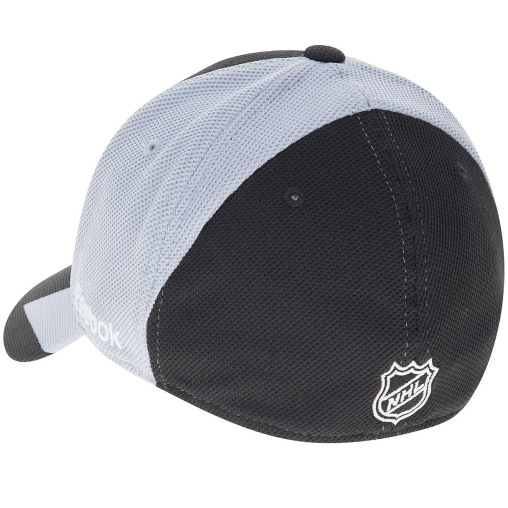 NEW YORK RANGERS Men's Practice Adjustable Snapback Cap - BLACK/GREY