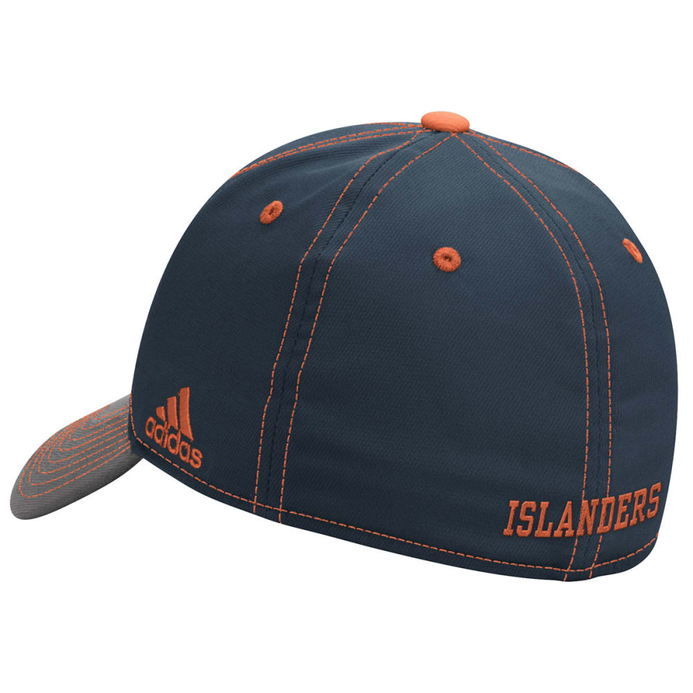 NEW YORK ISLANDERS Men's Two-Tone Stretch Flex Hat - GREY TWO-TONE