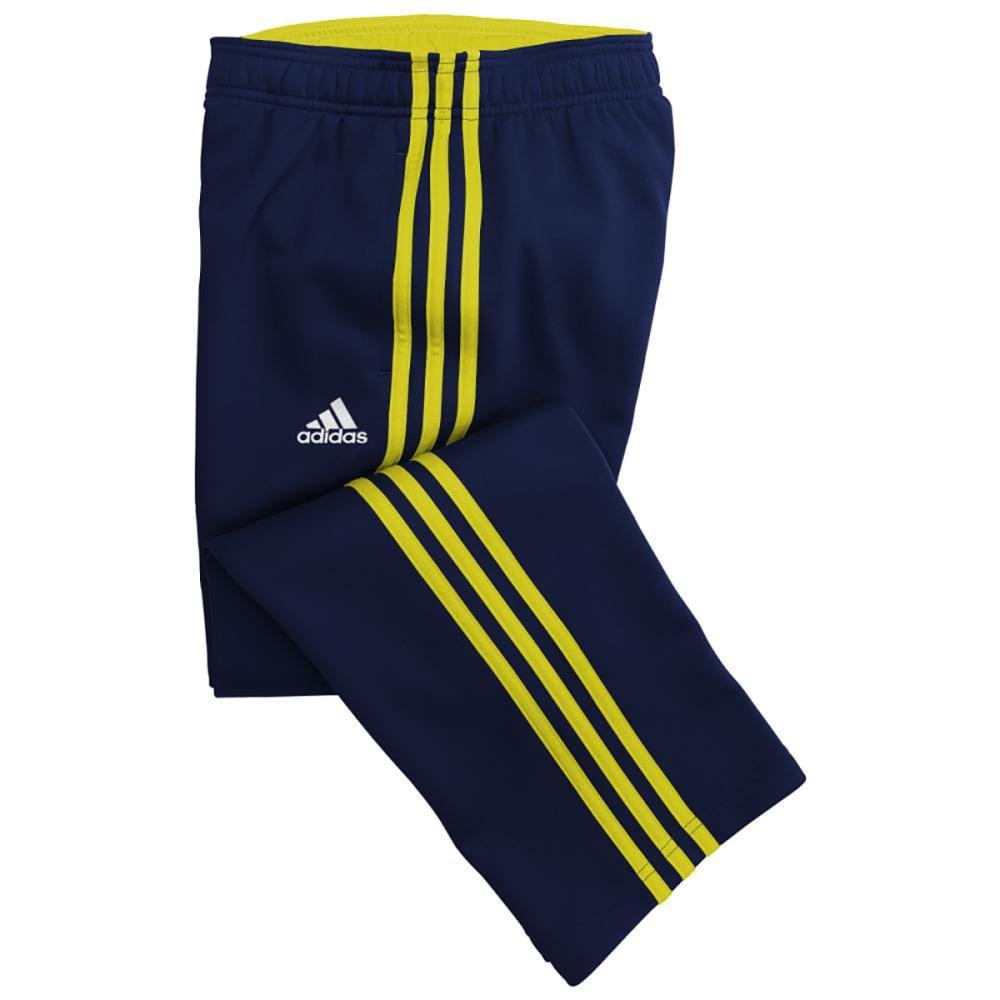 ADIDAS Boys' Tech Fleece Pants - NAVY/LIME-ATB