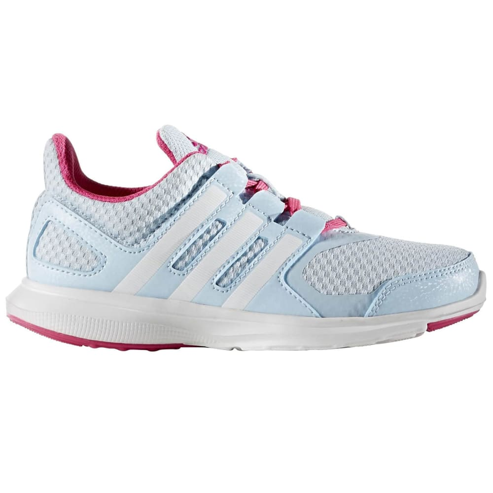 Adidas Girls Hyperfast 2.0 Shoes - Blue, 4