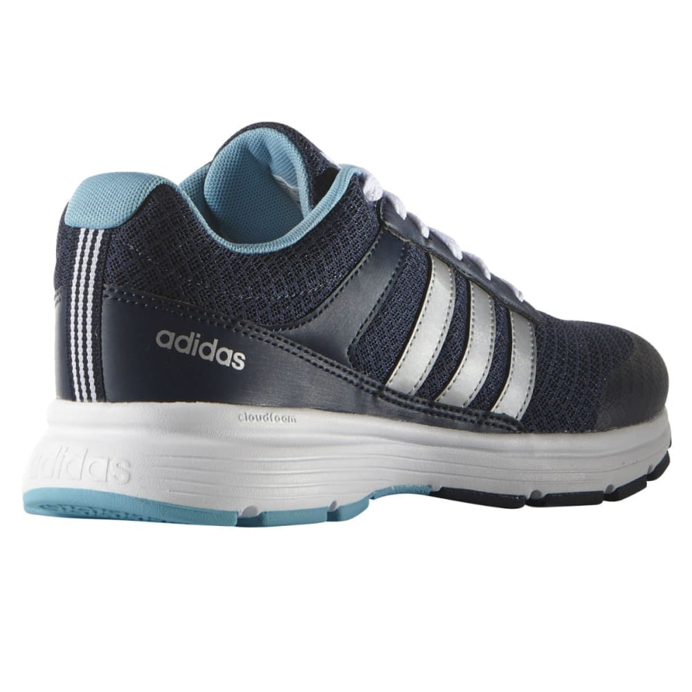ADIDAS Women's Neo Cloudfoam VS City - NAVY/SILVER/VAP BLUE