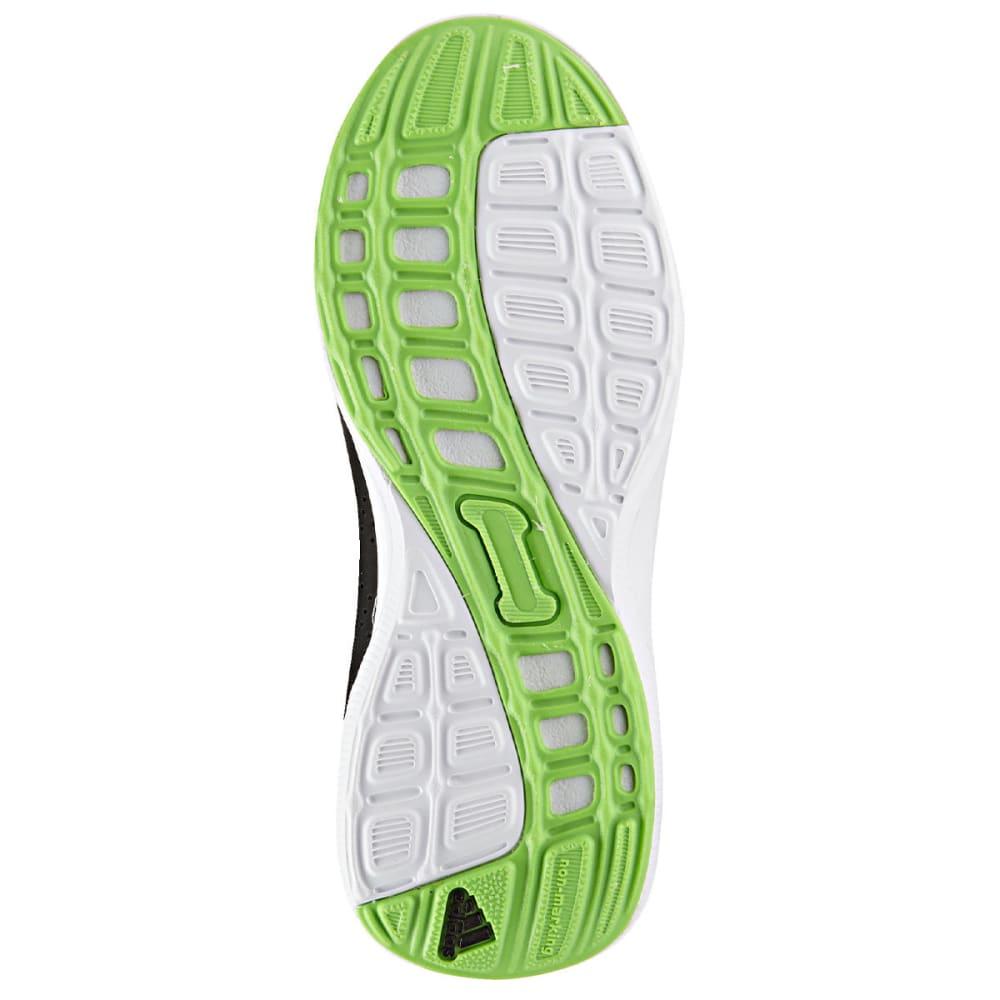ADIDAS Boys' Hyperfast 2.0 EL K Shoes, Wide - BLACK