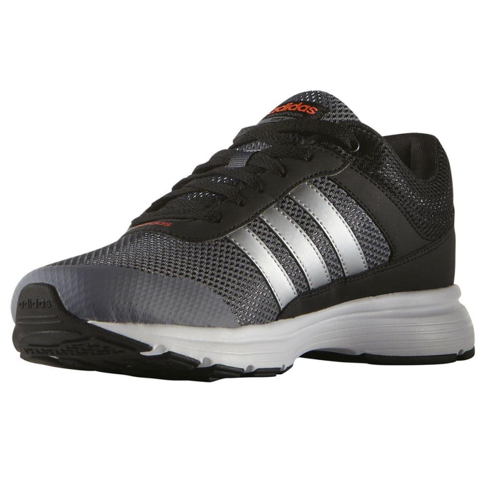 ADIDAS Men's Neo Cloudfoam VS City Shoes - BLACK