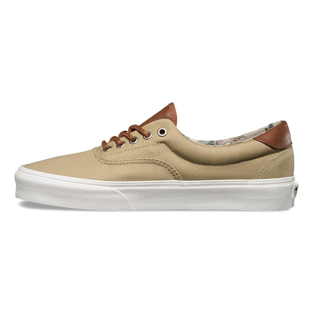 VANS Men's Era 59 Shoes - BEIGE-TAN