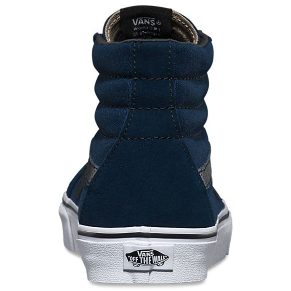 VANS Men's Sk8-Hi Shoes - BLUE
