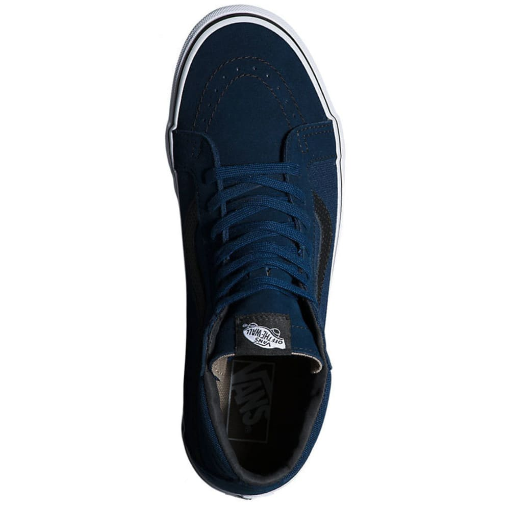 VANS Men's Sk8-Hi Shoes - BLUE