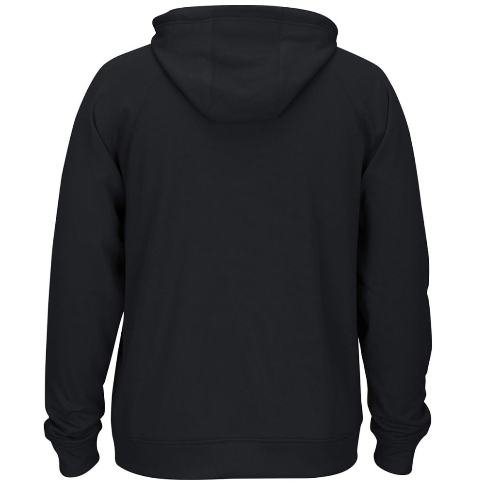 REEBOK Men's Boston Bruins Honor Code Pullover Hoodie - BLACK